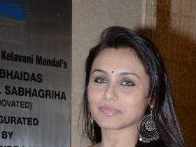 Event,rani mukherjee