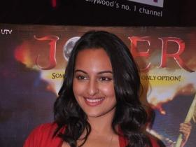 Event,sonakshi sinha,joker,promotion