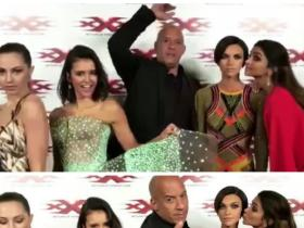 Video,Deepika Padukone,Vin Diesel,ruby rose,nina dobrev,XXX - The Return Of Xander Cage