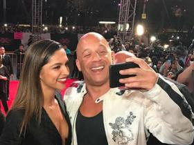 Photos,Deepika Padukone,Vin Diesel,XXX - The Return Of Xander Cage