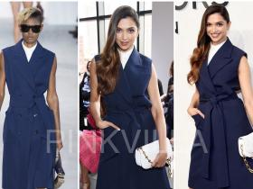 Celebrity Style,deepika padukone,michael kors,Shaleena Nathani,new york fashion week,NYFW