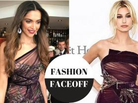 deepika padukone,Faceoffs,Hailey Baldwin