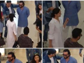 Video,Deepika Padukone,saif ali khan,Sidharth Malhotra