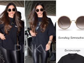 Celebrity Style,deepika padukone,gucci,Tom Ford,Balenciaga,Sunday Somewhere