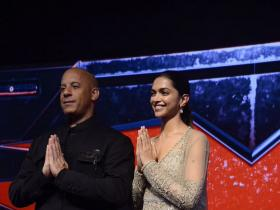 Photos,Deepika Padukone,Vin Diesel,XXX The Return of Xander Cage