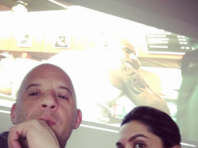 News,Deepika Padukone,Vin Diesel,XXX: Return of Xander Cage