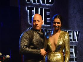 Photos,Deepika Padukone,Vin Diesel,XXX Return of Xander Cage