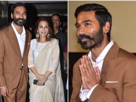 Dhanush,South,The Extraordinary Journey of the Fakir,Aishwarya Rajinikanth