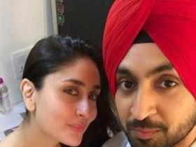 Kareena Kapoor Khan,Diljit Dosanjh,Exclusives,Kylie Jenner,Kylie Kareena song