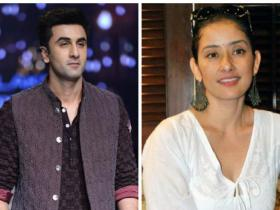 Ranbir Kapoor,Manisha Koirala,Exclusives,Sanju