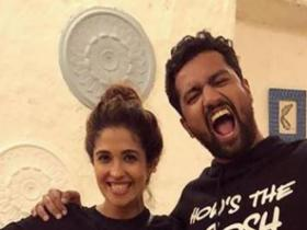 Exclusives,Vicky Kaushal,harleen sethi