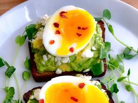 Celebrity Style,DIY,Eggs,Home Remedies