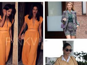 Priyanka Chopra,sonam kapoor,blake lively,Style Tips,style tip,Coordinated outfit