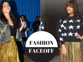 huma qureshi,alia bhatt,Faceoffs
