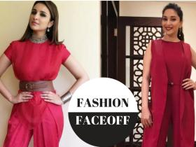 madhuri dixit,parineeti chopra,Faceoffs