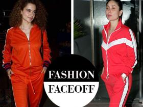 KANGANA RANAUT,kareena kapoor khan,Faceoffs,Fashion Faceoff Kangana Ranaut