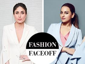 sonakshi sinha,kareena kapoor khan,Faceoffs,Fashion Faceoff