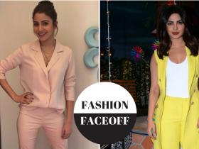Priyanka Chopra,anushka sharma,Faceoffs