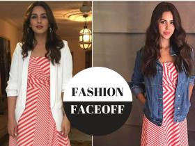 huma qureshi,Faceoffs,Marks & Spencer,Sonam Bajwa