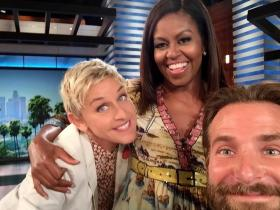 Video,Bradley Cooper,Michelle Obama,Ellen DeGeneres