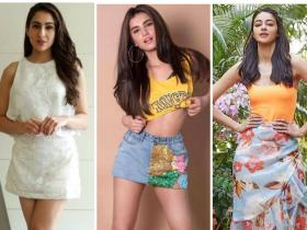 Celebrity Style,fashion,Sara Ali Khan,Janhvi Kapoor,Tara Sutaria,soty 2,anaya pandey,student of the year