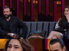Discussion,saif ali khan,Sara Ali Khan,Koffee With Karan 6