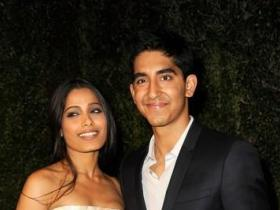 Photos,freida pinto,Dev Patel