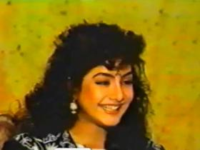 Discussion,raveena tandon,Divya Bharti,Video,Interview
