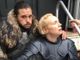 Game of Thrones,kit harington,Hollywood,Gwendoline Christie