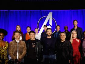 Russo Brothers,Avengers Endgame,Hollywood