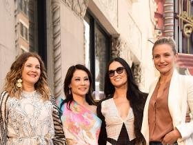 Hollywood,charlie's angels,lucy liu