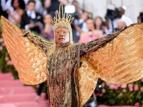 Celebrity Style,lady gaga,Met Gala,2019,billy porter,daring,outrageous