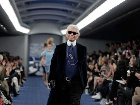 Celebrity Style,fendi,fashion show,Karl Lagerfeld