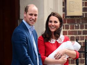 Kate Middleton,Prince William,Prince Louis,Hollywood