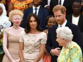 Queen Elizabeth II,Meghan Markle,Prince Harry,Hollywood,Baby Sussex