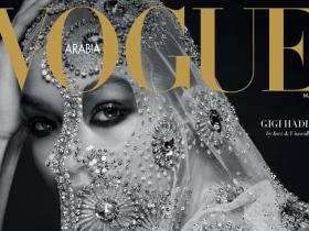 Magazine Covers,gigi hadid,Vogue Arabia