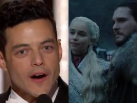 Discussion,Game of Thrones,rami malek,Bohemian Rhapsody,golden globes 2019