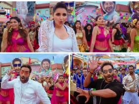 Video,Ajay Devgn,Singham,parineeti chopra,Golmaal Again