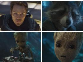 Video,zoe saldana,Bradley Cooper,Dave Bautista,Vin Diesel,Chris Pratt,Guardians Of The Galaxy Vol. 2