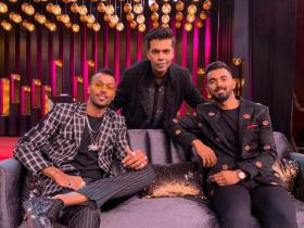 News,Karan Johar,Koffee with karan,Hardik Pandya