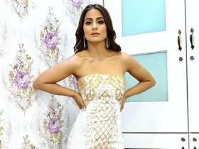 discussion,Hina Khan