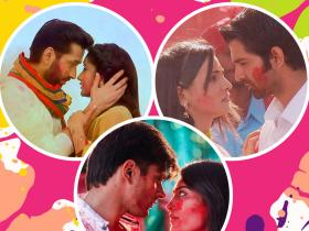 discussion,Qubool Hai,Yeh Hai Mohabbatein,Miley Jab Hum Tum,Ishqbaaz,Happy Holi,IPKKND,TV holi scenes