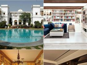 Home Decor,Shah Rukh Khan,Mannat,Antilaa