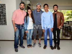 Photos,Hrithik Roshan,Kaabil,Pinkvilla with Kaabil