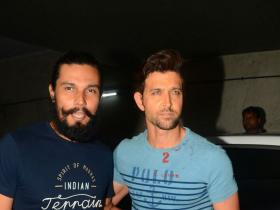 Photos,Hrithik Roshan,Randeep Hooda,Raagdesh