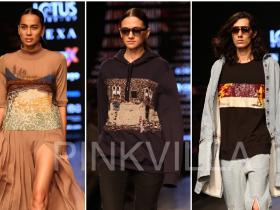 Celebrity Style,Huemn by Pranav and Shyma,Lotus Makeup India Fashion Week,LMIFW,SS19