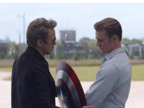 Chris Evans,Robert Downey Jr,Avengers Endgame,Hollywood