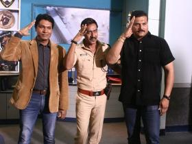 news & gossip,Ajay Devgn,singham returns