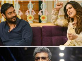 News,kajol,Ajay Devgn,Koffee With Karan 6