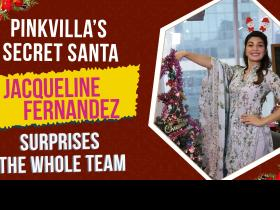 jacqueline fernandez,Christmas,Exclusives